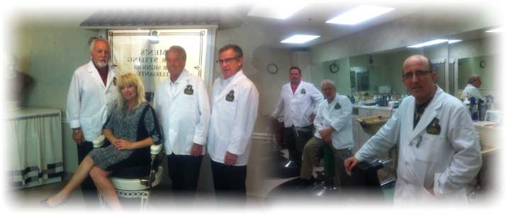 La Barberia staff